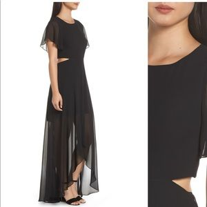 Ali & Jay - Cutout Maxi Dress